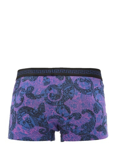Versace Boxer Mavi